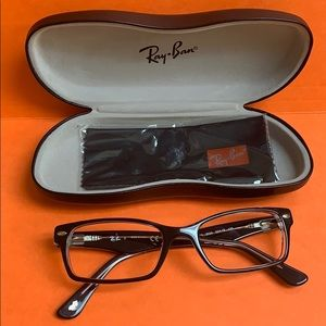 Ray-Ban Authentic RB 5206 Rx frames